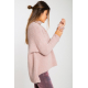 Mani Pullover - Dusty Pink