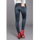 Alicia Skinny Blue Grey - Blue Grey Coated