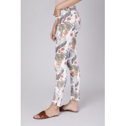 Ashley Skinny Jungle Print - Jungle