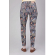 Ashley Skinny Jungle Print - Deep Jungle